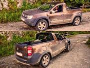 Renault-Dacia desarrolla la versión Pickup del Duster