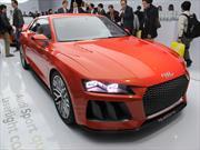 Audi Sport quattro Laserlight concept debuta en el CES