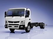 Fuso estrena nuevo logo y una nueva generación de su camión Canter