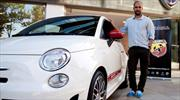 Abarth 500 y Pep Guardiola