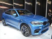 BMW X6 M y X5 M 2015 son explosividad pura