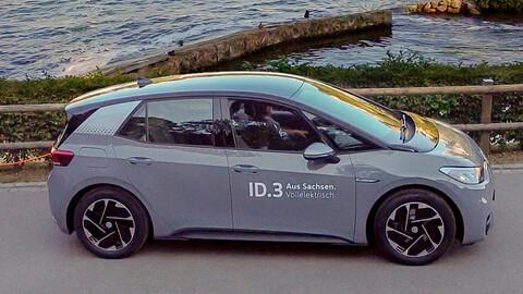 Un Volkswagen ID.3 logra hacer más de 500 kilometros en una sola carga
