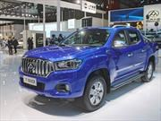 Maxus T60 2018, otra atractiva pick-up desde China