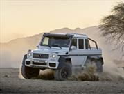 Mercedes-Benz G63 AMG 6x6 ¡sold out!
