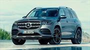 Mercedes-Benz GLS, para conjugar lujo y espacio