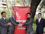 """De nuevo un colombiano se lleva el gran premio del """"Concurso Pronóstico Toyota"""""""