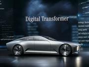 Mercedes-Benz IAA Concept, un auténtico transformer