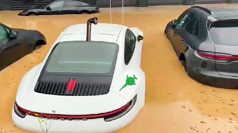 ¿Porsche ahora fabrica submarinos?