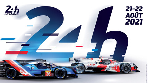 Así arrancarán hoy las 24 Horas de Le Mans en su edición 2021