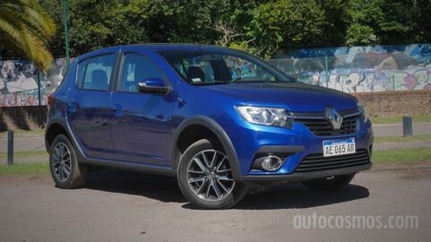 Test Renault Sandero CVT: Cambio automático