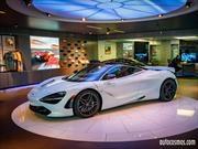 McLaren 720S 2018 se presenta