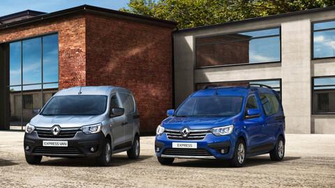Renault Express 2021: nace el reemplazante de la Dokker