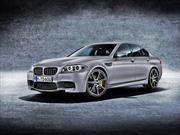 BMW M5 30 Aniversario: Edición especial de 600 CV