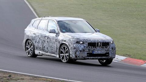 Así podría ser el nuevo BMW X1
