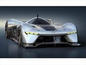 Holden Time Attack Concept es el deportivo australiano del futuro
