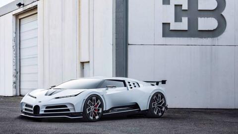 Volkswagen estaría cerca de vender Bugatti