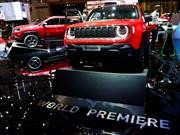 Jeep Renegade y Compass se electrifican