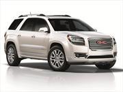 GMC Acadia 2013 llega a México desde $615,400 pesos