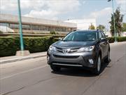Toyota RAV4 2013 a prueba en México
