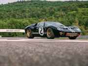 Ford GT40 ganador de las 24 Horas de Le Mans en 1966 es restaurado