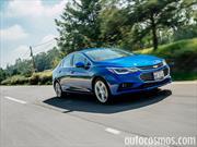 Chevrolet Cruze 2017 se pone a la venta