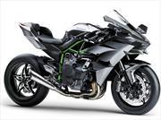 La Kawasaki Ninja H2R se exhibe en el país