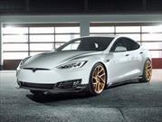 Tesla Model S, ahora más deportivo gracias a la ayuda de Novitec