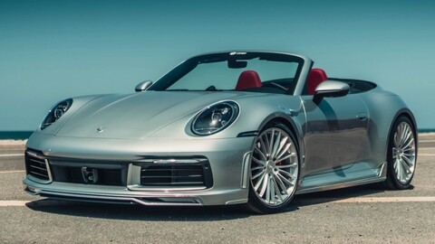 Porsche 911 Cabriolet es perfeccionado por Tag Motorsports