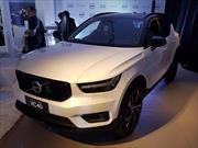 Volvo XC40 se lanza en Argentina
