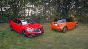 Volkswagen Jetta GLI vs MINI John Cooper Works, polos opuestos con 230 hp bajo el cofre