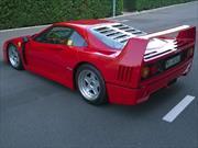 Ferrari F40 subastado en más de un millón de dólares