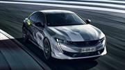 Peugeot 508 PSE, el sedán híbrido de la marca nos deja ver su lado más deportivo