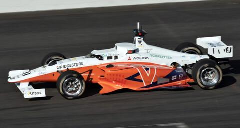 ¿Se vienen las Indy 500 con autos autónomos?