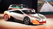 BMW Vision M NEXT, un deportivo futurista híbrido de 600 hp