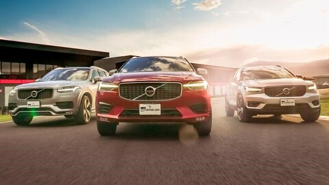 Volvo ofrece garantía de por vida en su gama de autopartes