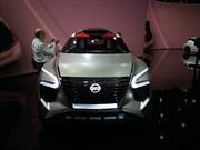Nissan XMotion Concept, futuro diseño japonés