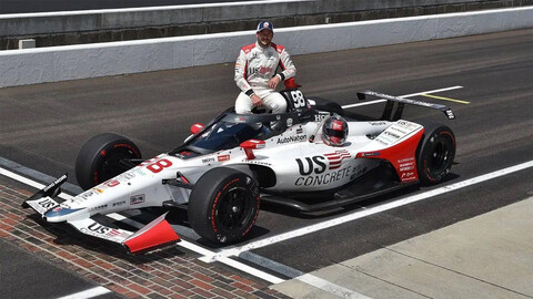 Indy 500 2020: ¡Marco Andretti, poleman