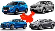 Todos los autos chinos que se venden en México durante 2019