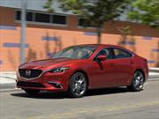 Mazda6 2017 llega a Estados Unidos con un precio inicial de $21,945 dólares