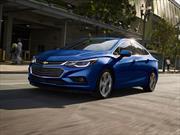 Chevrolet Cruze 2016 se presenta