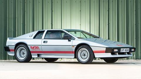 Lotus Esprit S3 Turbo 1981 de Colin Chapman sale a la venta