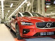 Volvo S60 arranca producción en Carolina del Sur