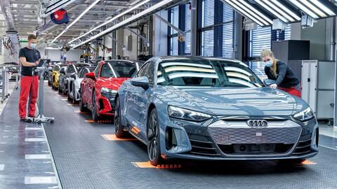 Audi continúa con su ofensiva eléctrica: Espera tener 20 modelos nuevos para 2025