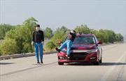 Carros con sistema de frenado de emergencia y detector de peatones están fallando