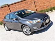 Nuevo Ford Focus prueba exclusiva desde México