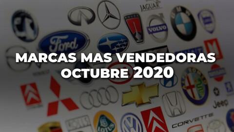 Top 10: las marcas más vendedoras de Argentina en octubre de 2020