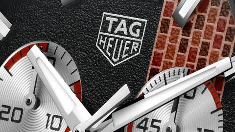 TAG Heuer rinde homenaje a la Indy 500 con un exclusivo reloj