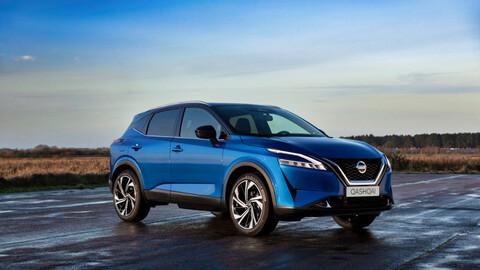 Nissan Qashqai 2021: el súper ventas global se renueva por completo