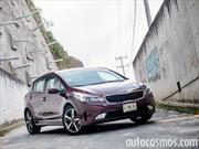 KIA Forte Hatchback 2017 se presenta