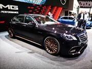 Mercedes-AMG S65 Final Edition: un muy digno adiós al V12